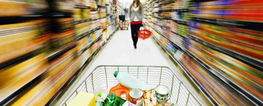 Food sales boosted by Christmas trading